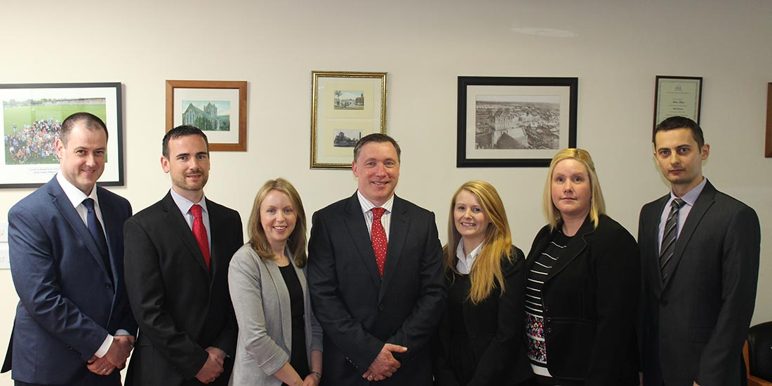 McMahon and Co Accountants Kildare Team Members