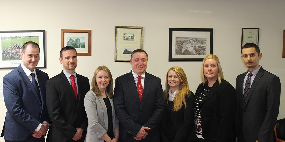 McMahon and Co Accountants Kildare Team Members